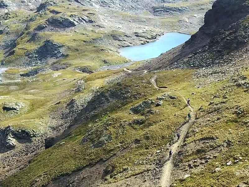 Hochalpiner MTB Enduro Alpen Trailride XL