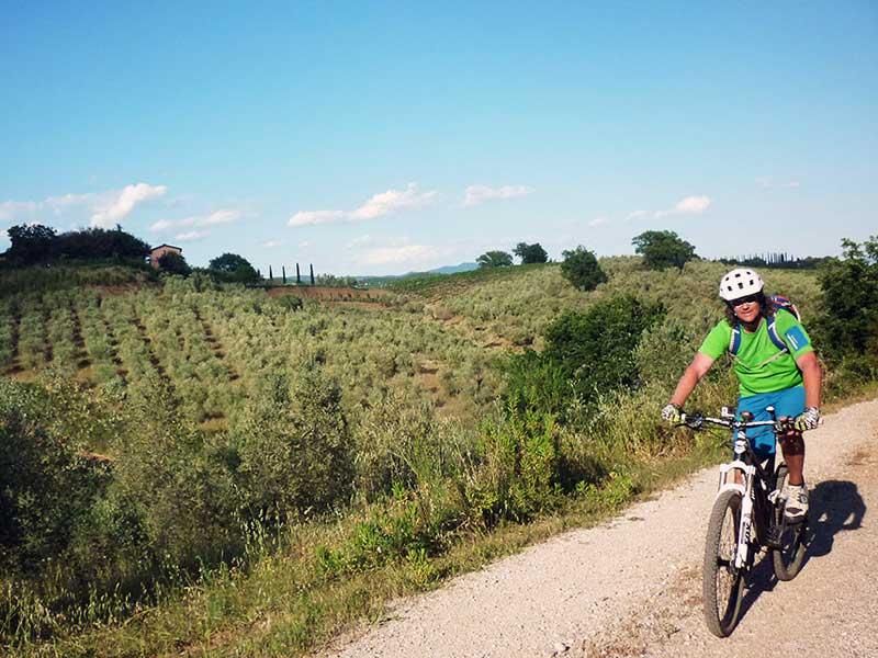 Mountainbiken Toskana und Elba