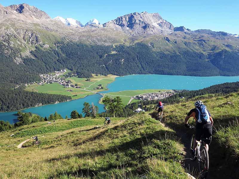 MTB Alpencross Go West