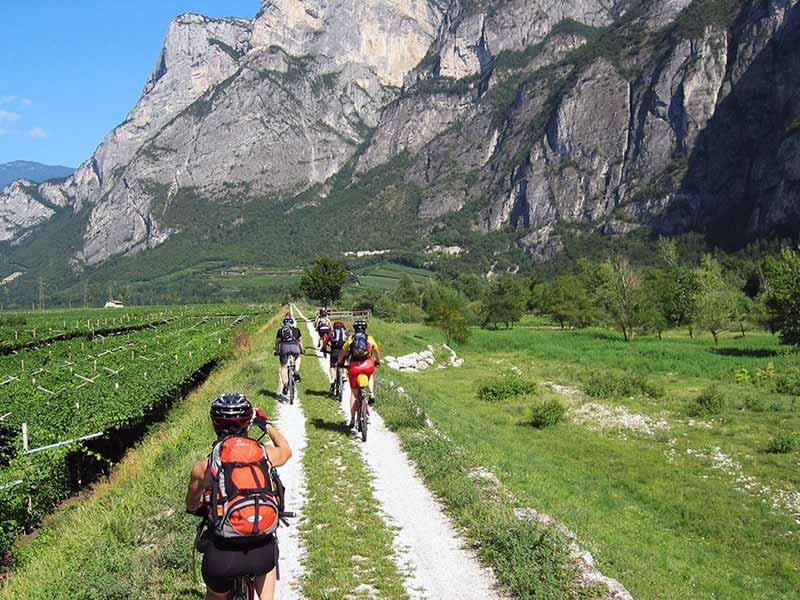 MTB Transalp Südtirol mit Go Crazy MTM-Reisen