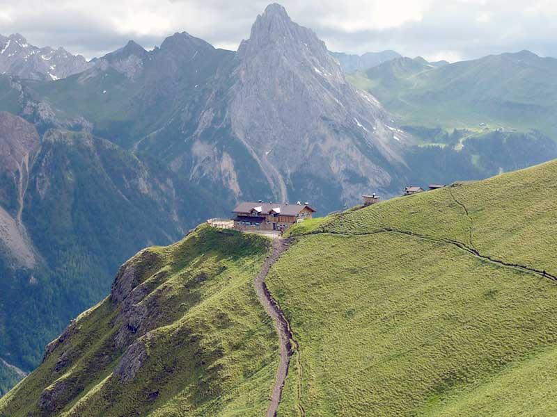 MTB Hüttentour Dolomiten