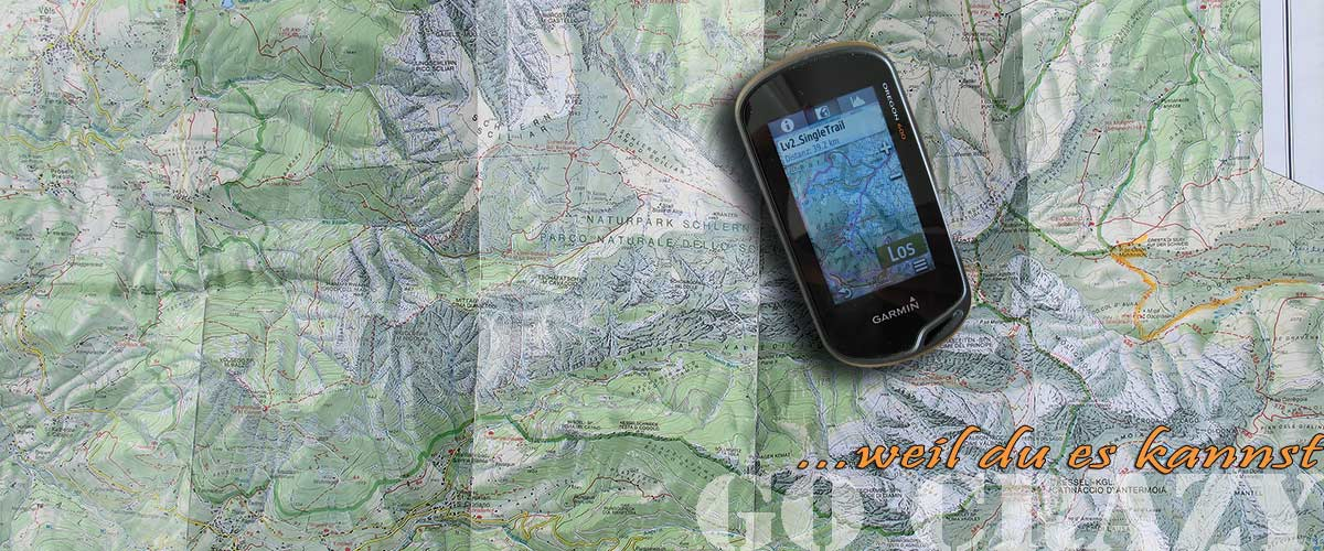GPS Selfguiding e-Bike Alpentouren