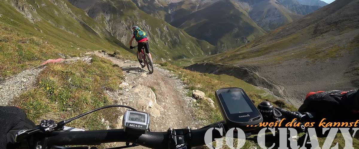 Bike GPS Transalp Touren