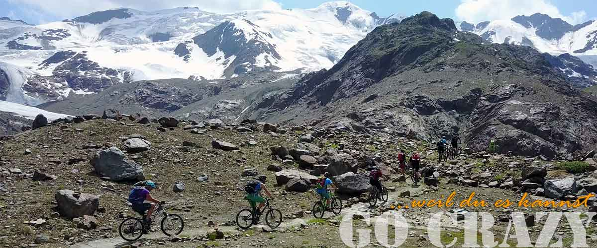 GPS-Selfguided Alpentouren