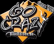 MTB Transalp Touren und          Fahrtechnik-Kurse mit Go Crazy