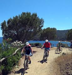 Elba-Bike-Ausflug Tag 4